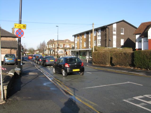 Thorley Lane, Timperley
