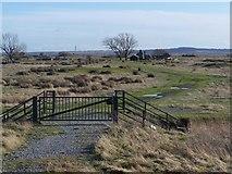 TQ7178 : Track through old Farm by David Anstiss
