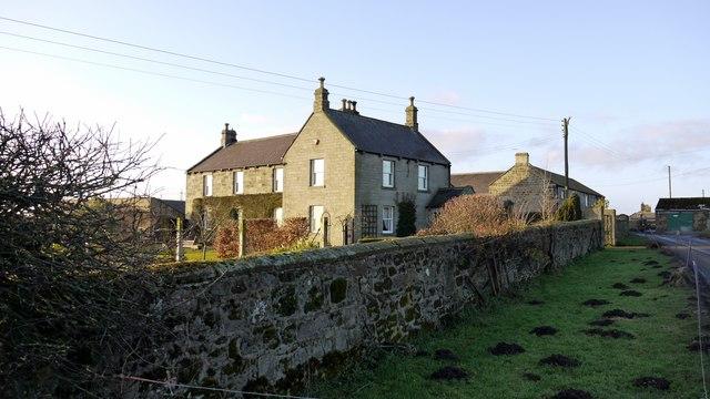Farmhouse, East Heddon