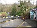 SK3385 : Sheffield - Entering Endcliffe Park by Alan Heardman