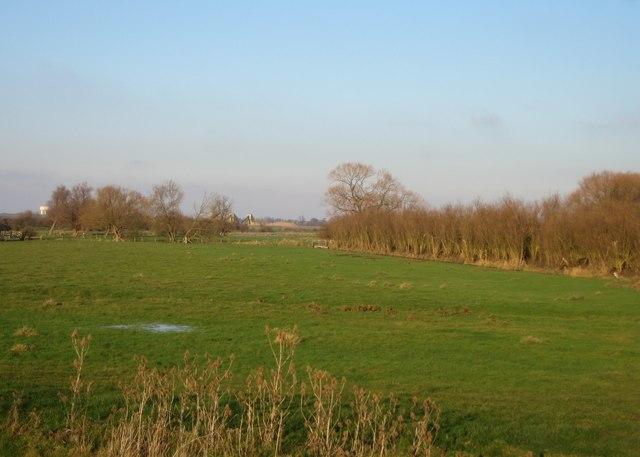 Great Ouse flood plain