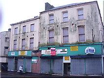 NZ4057 : City centre dereliction, Sunderland by Freethinker