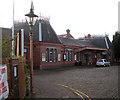 SO8376 : Kidderminster SVR Station by Row17