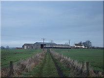 TA0880 : Magdalen  Grange  Farm by Martin Dawes
