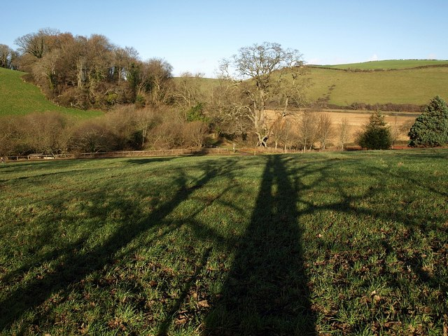 Shadows by the Dart Valley Trail