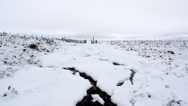 Salters Road at Lint Lands