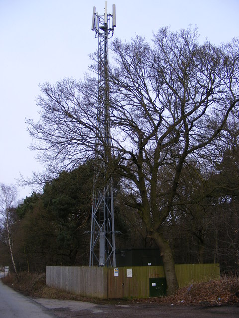 Telecommunications Mast, Kesgrave