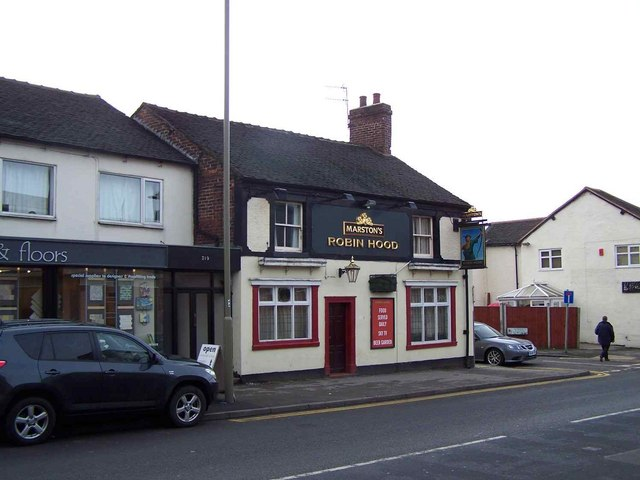The Robin Hood, Hartshill