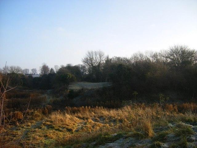 Burwell Castle mound