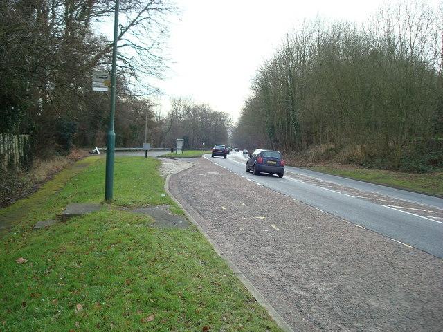 Polhill, near Halstead, Kent