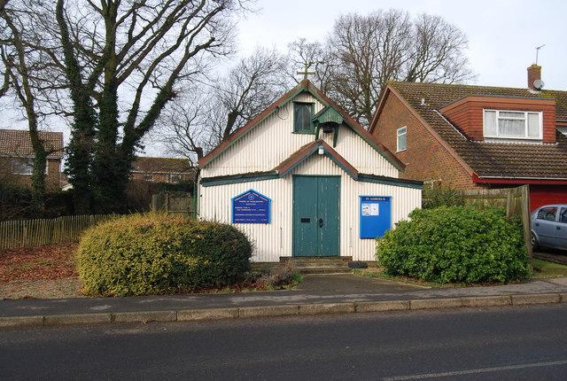 St Gabriel Church, Rough Common