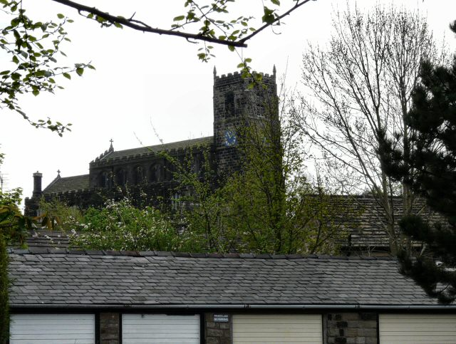 Mottram Church