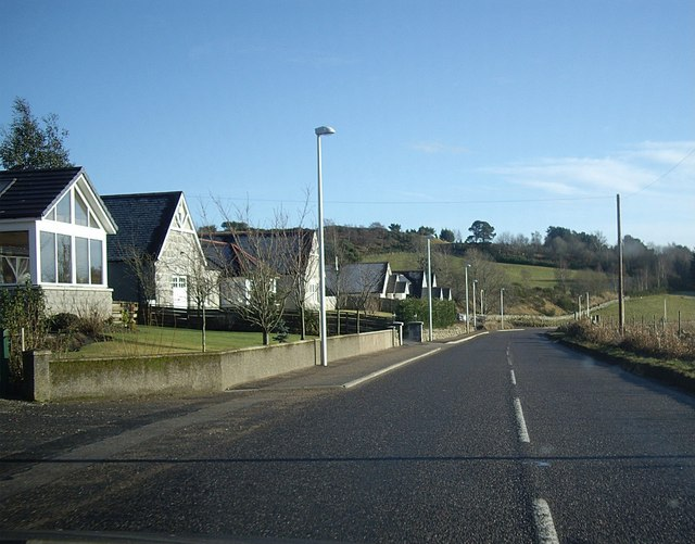 Housing at Wester Beltie