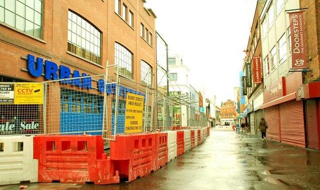 Ann Street, Belfast (2)