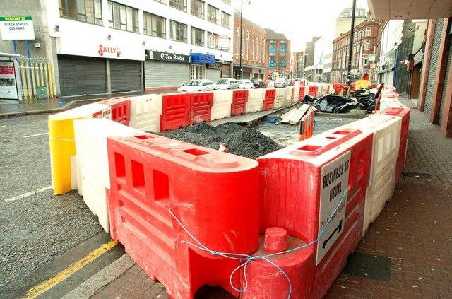Queen Street, Belfast (2)