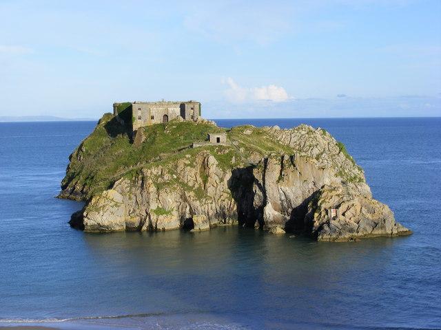St Catherine's Island, Tenby
