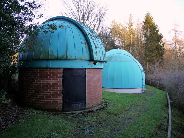University of Newcastle upon Tyne Espin Observatory, Close House