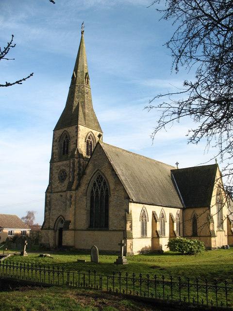 Welburn parish church