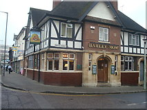TL0450 : Barley Mow Public House, St Loyes Street, Bedford by Stacey Harris