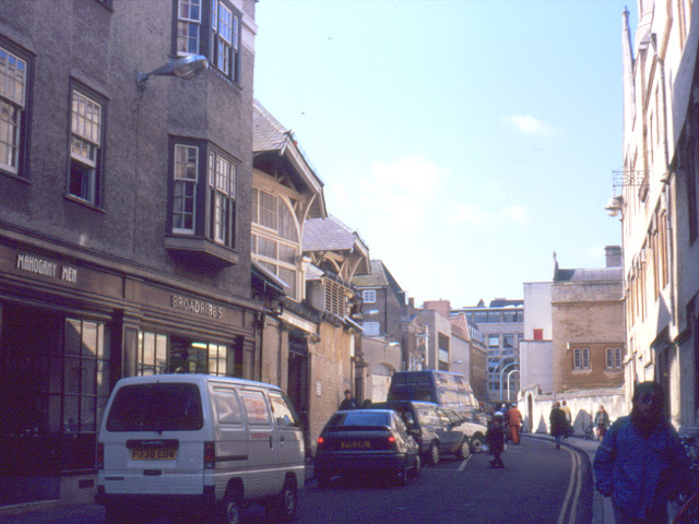 Market Street from the east end