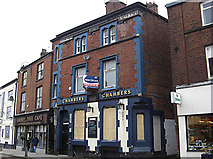 SJ9499 : Chambers pub, Old Street by michael ely