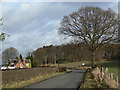 SK0526 : Newton Hurst Lane by Alan Murray-Rust