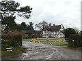 SK0526 : Heatley Green Farm by Alan Murray-Rust