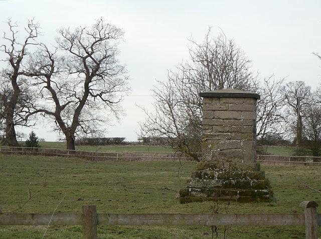 Bagot's Bromley monument