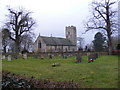 TM2885 : St.Mary's Church, Homersfield by Geographer
