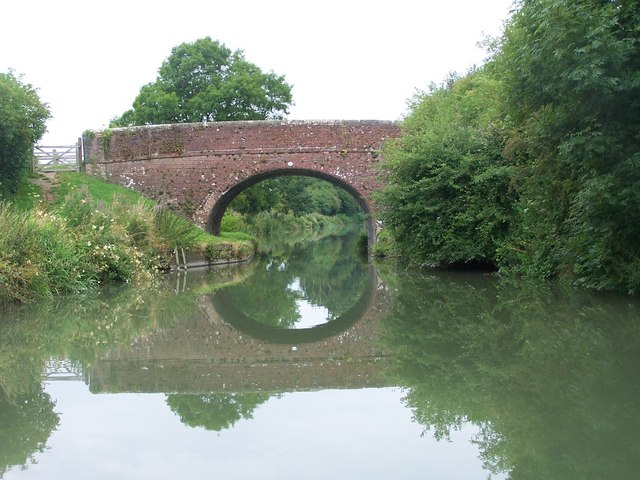 Wolfhall Bridge, Kennet and Avon Canal