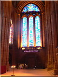 SJ3589 : The Well, Liverpool Anglican Cathedral by Eirian Evans