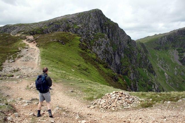 The Path to Cadair Idris
