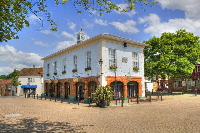 Town Hall, Alton