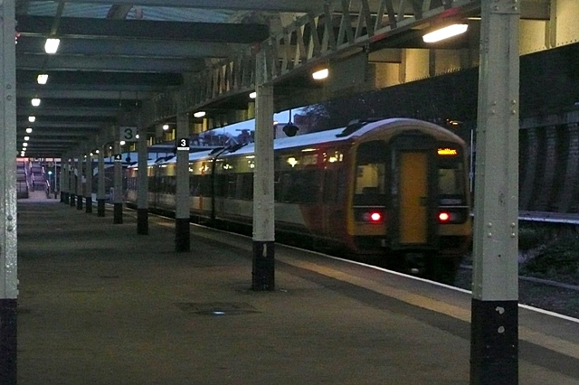 Exeter Central station