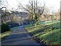 NS5761 : Pathway in Queen's Park by Stephen Sweeney