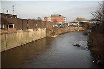 SK4293 : River Don by Richard Croft