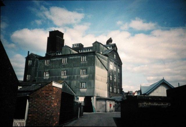 Victoria Mills, Ashford 1