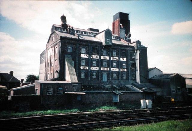 Victoria Mills, Ashford 3