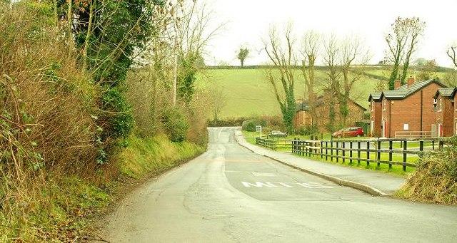 The Millmount Road, Dundonald (1)