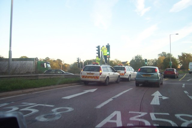 Taunton : Junction 25 at Taunton