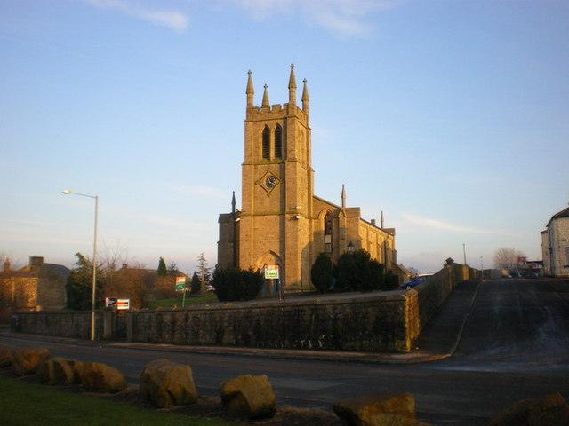 Former Trinity Church