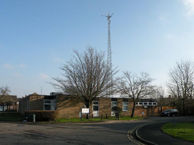 Police Station, Dovehouse Close