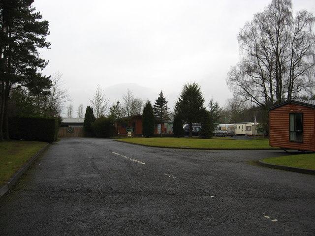 Entrance to Lilliardsedge Park