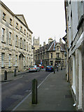 SP0202 : Black Jack Street, Cirencester by Brian Robert Marshall