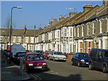 TQ2282 : Victor Road, Kensal Green by Stephen McKay
