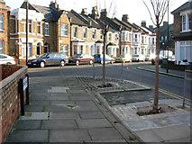 TQ2282 : Napier Road, Kensal Green by Stephen McKay