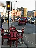 TQ2282 : Harrow Road, Kensal Green by Stephen McKay