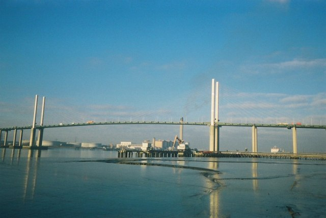 QE 2 bridge