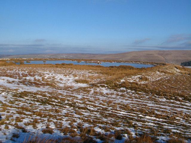 Dodd Reservoir
