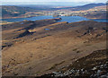 NG5041 : Northwest slopes of Ben Tianavaig by John Allan